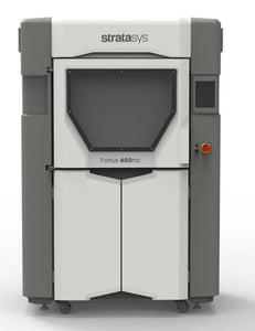 Fortus 450mc 3D Printer