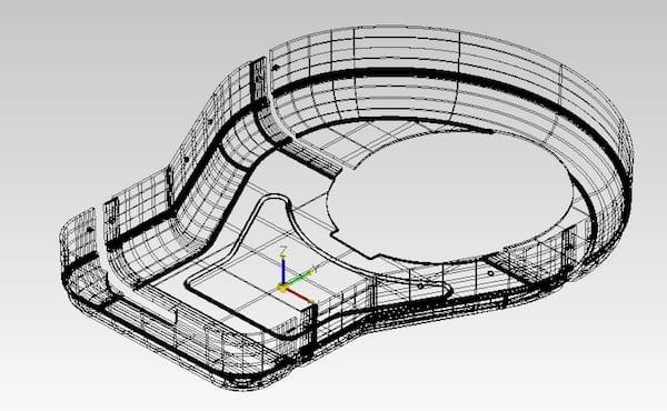 Custom Plastic Trays Being Designed