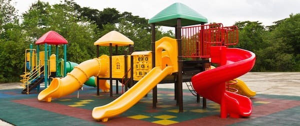 Plastic Playground Equipment is One of Many Thermoforming Applications