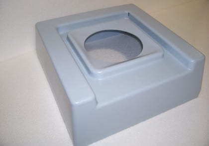 Thermoformed Machine Cover